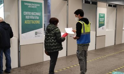 Giro d'Italia Donne: cosa cambia con gli appuntamenti vaccinali all'Hub di Villa Erba