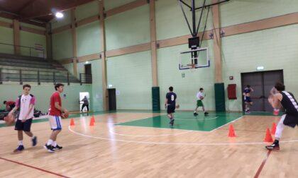 Basket lariano molte società nostrane hanno ripreso l'attività sul campo