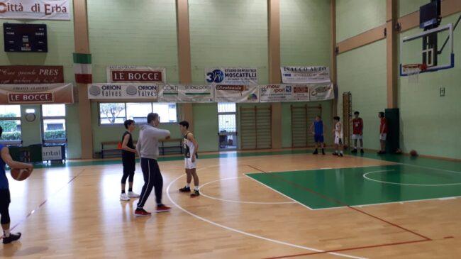 Basket lariano Le Bocce riparte