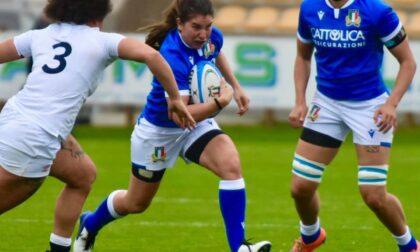 """Rugby femminile Maria Magatti nel """"15"""" titolare azzurro che domani sfiderà l'Irlanda"""