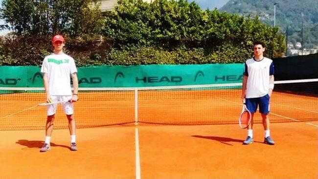 Tennis lariano semifinalisti