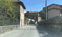 A Ponte Lambro un dosso per rallentare la velocità