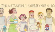 Nuovo Racconto di Carta a Villa Bernasconi per Pasqua