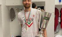 Olimpiadi, esordio vincente per l'Italia del comasco Simone Anzani contro il Canada