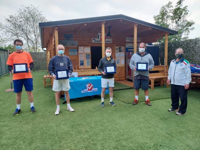 Tennis lariano Finale doppio Team Veneri