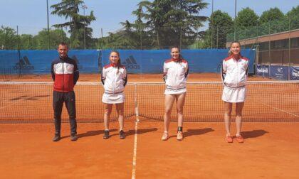 Tennis lariano in serie C il team femminile di Cantù cala il poker contro la Villa Reale