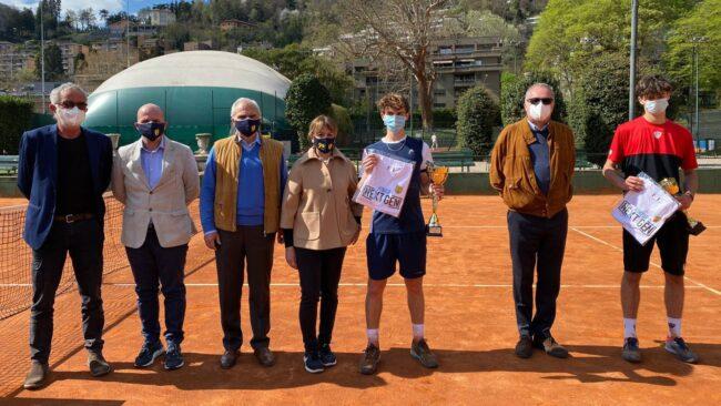 Tennis lariano Next gen maschile