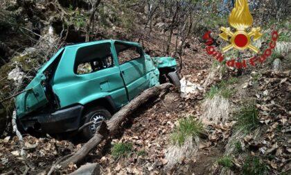 Ribaltamento sulla Sp10: tragedia a San Nazzaro Val Carvagna