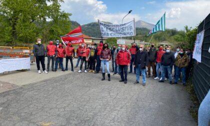 Crisi Mazzergrip oggi lavoratori in sciopero