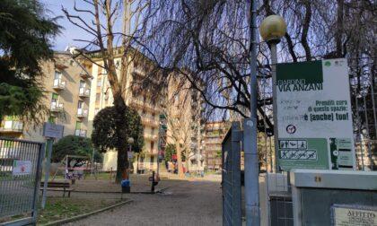 Como omaggia Giordano Azzi: i giardini di via Anzani prenderanno il suo nome