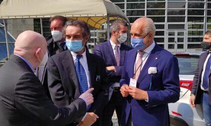 Hub vaccinali comaschi: dal 3 maggio Villa Erba e Lariofiere salgono a 15 linee di somministrazione