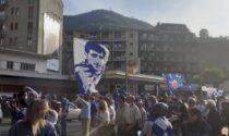 Como calcio al Sinigaglia esplode la festa azzurra: è serie B!