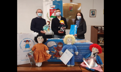 Per ogni bambino nato un bambino salvato: Lipomo ancora con Unicef