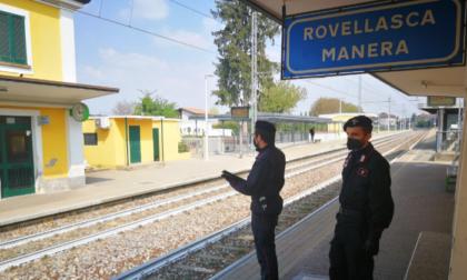 Danneggiamenti in stazione, poi furti e rapine: custodia cautelera per tre minorenni