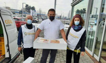 Il Banco Alimentare di Como cresce con un hub per i prodotti freschi: nei primi mesi del 2021 30 tonnellate di cibo donato