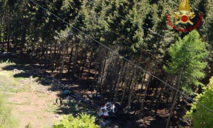 Tragedia della funivia Stresa-Mottarone: 5 vittime erano di Varese