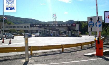 Contrabbandavano beni di lusso tra Italia e Svizzera, ora dovranno pagare 26mila euro