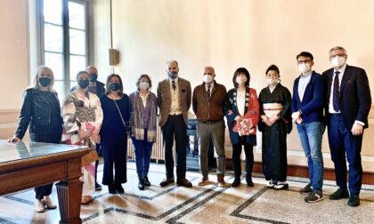 La creatività comasca dialoga con la cultura giapponese