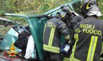 Incidente a Malnate al confine con Solbiate con Cagno: un morto
