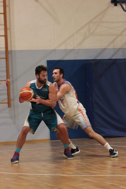 basket serie D Derby Rovello Appiano
