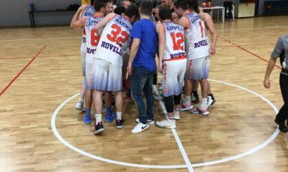 Basket serie D fari sull'atteso derby Appiano Gentile-Rovello Porro