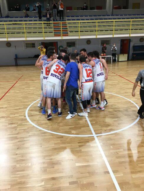 Basket serie D Rovello ok