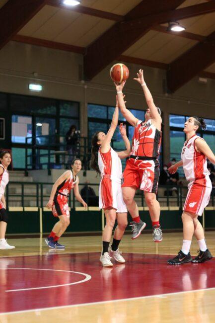 Basket femminile Btf Gallarate
