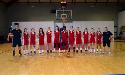 Basket femminile il Btf Cantù doma Bresso all'overtime e mantiene la vetta