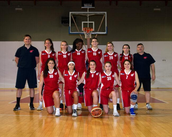 Basket femminile Btf cantù