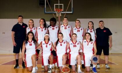 Basket femminile Btf Cantù sbanca Gallarate e si assicura il primato