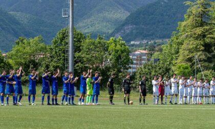 Como calcio archiviato il ko in Coppa Italia, gli azzurrini ripartono dal Cittadella