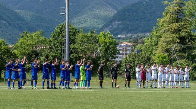 Como calcio Primavera va a Novara