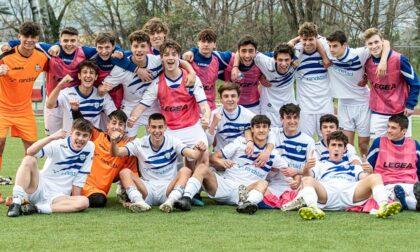 Como calcio Azzurrini super volano sull'ottovolante e stendono la capolista Alessandria