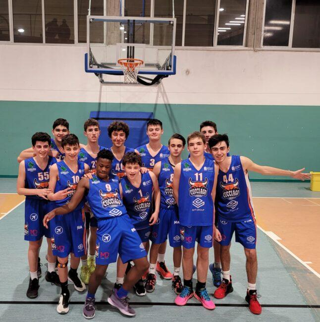 pallacanestro giovanile Cucciago Bulls