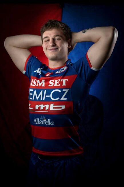 Rugby lariano Davide Ruggeri