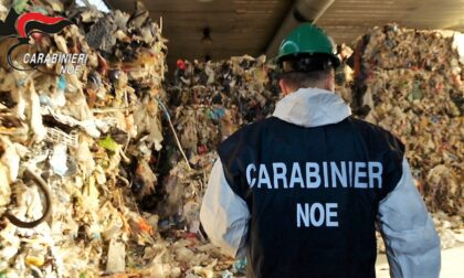Traffico illecito di rifiuti, cinque arresti