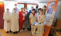 Cancro Primo Aiuto dona un elettrocardiografo all'ospedale Valduce