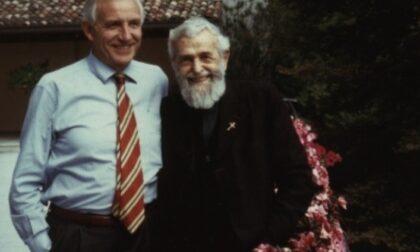 Addio a Luigi Farina ex vicesindaco e socio fondatore di Amici di monsignor Aristide Pirovano