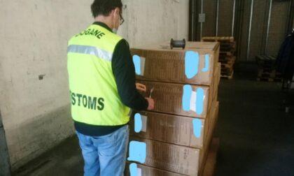 Monopattini elettrici non conformi alla normativa europea fermati in dogana