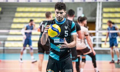 Volley, Motzo pronto a un altro anno al Pool Libertas Cantù