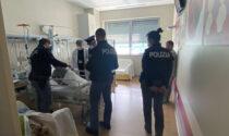 Visita speciale per i bimbi della Pediatria del Sant'Anna da parte degli agenti della Polizia di Stato