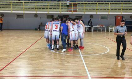 Basket serie D Rovello Porro schianta Cadorago e vince il derby