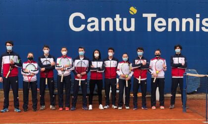 Tennis lariano: CT Cantù doppio successo con le squadre maschili e femminili
