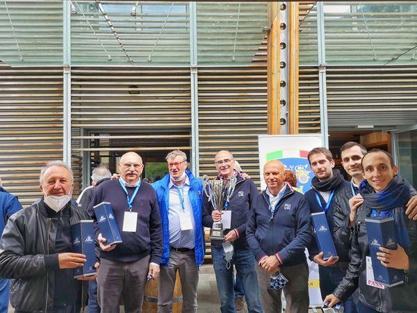Auto d'eèpva il VC Como vince il trofeo Primavera