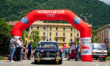 Auto d'epoca quest'anno il 33° Giro del Lario purtroppo non si svolgerà