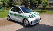 Polizia locale: due smart elettriche per gli agenti