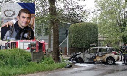 Incidente mortale a Bosisio: martedì il funerale del 37enne di Eupilio Fabrizio Zanette