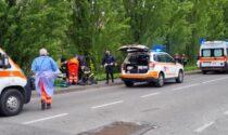 Morto il bambino travolto da un'auto a Merate