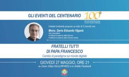 Giovedì l'ultimo incontro social organizzato da Unitalsi Lombardia