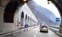 Stop alle code in Statale 36 nel Lecchese: da oggi cambiano gli orari del cantiere